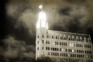 Emily Morgan Haunted Hotel