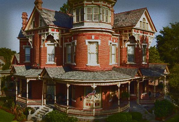 The Empress Of Little Rock Bed And Breakfast