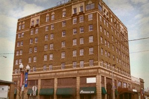 Evergreen Inn Haunted Hotel - Manitowoc Place