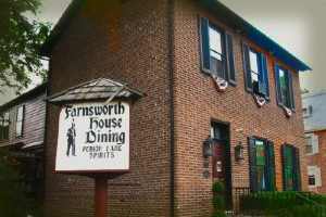 Farnsworth House Inn Haunted Hotel