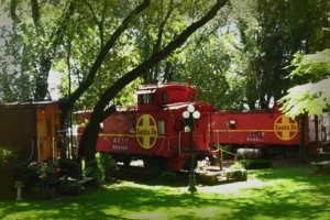 Featherbed Railroad Haunted Bed and Breakfast