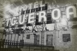 Figueroa Haunted Hotel