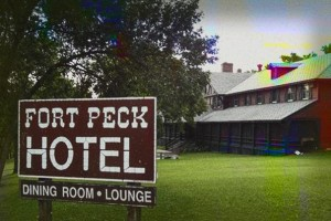 Fort Peck Hotel Haunted Hotel