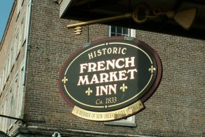 The Haunted French Market Inn - New Orleans