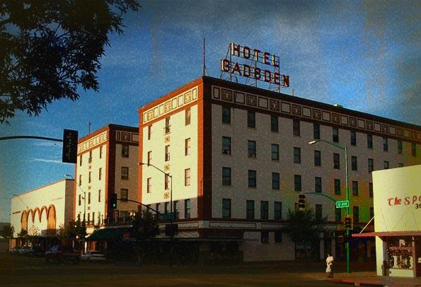 Gadsden Hotel Haunted