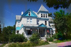 Garden House Bed & Breakfast Haunted Hotel