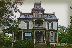 Garth Woodside Mansion Haunted Hotel