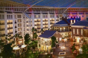 Gaylord Opryland Resort Haunted Hotel