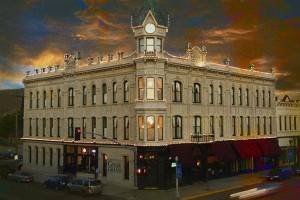 Geiser Grand Hotel Haunted Hotel