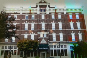 General Morgan Inn Haunted Hotel