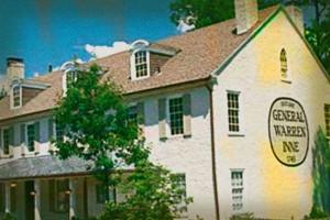 General Warren Inne Haunted Hotel