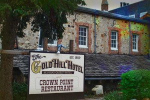 Gold Hill Hotel Haunted Hotel