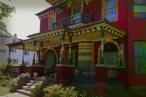 Grand Avenue Bed and Breakfast Haunted Hotel