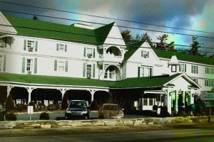 Green Park Inn Haunted Hotel