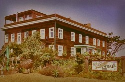 Grey Whale Haunted Hotel