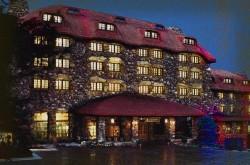 Grove Park Inn Haunted Hotel