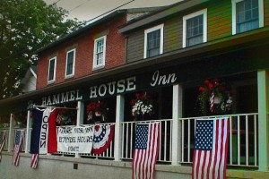 Hammel House Inn Haunted Hotel
