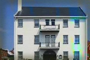 Harvey Mansion Historic Inn Haunted Hotel
