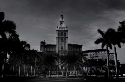 The Haunted Biltmore Hotel in Coral Gables, Florida