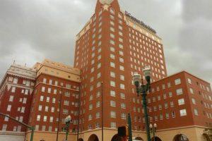 Haunted Camino Real Hotel in El Paso, Texas