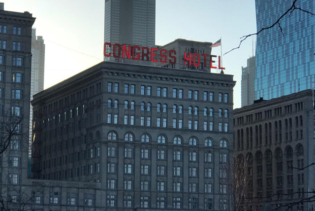 The Haunted Congress Hotel