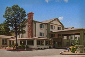 Days Inn Flagstaff Haunted Hotel