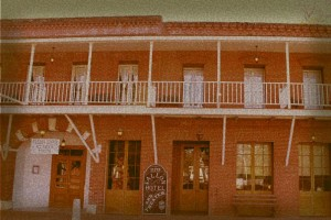 Fallon Haunted Hotel