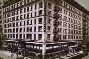 Alexandria Haunted Hotel
