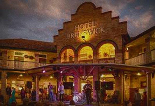 Hotel Brunswick Haunted