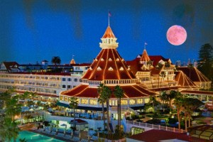 Coronado Haunted Hotel