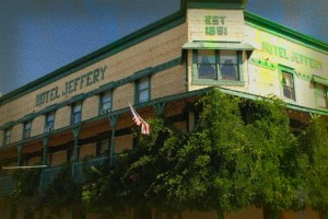 Jeffery Haunted Hotel