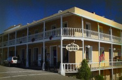 Leger Haunted Hotel
