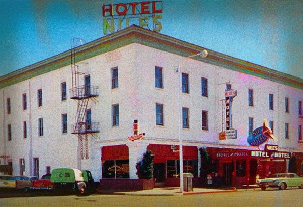 Niles Haunted Hotel