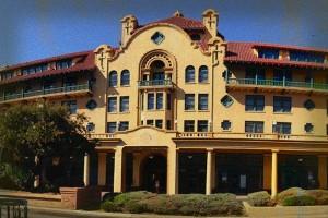 Stockton Haunted Hotel