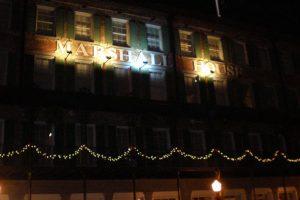 Haunted Marshall House in Savannah, GA