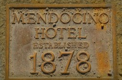 Haunted Mendocino Hotel and Garden Suites