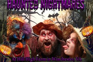 haunted nightmares haunted house