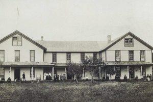 The Haunted Tokeland Hotel in Washington State