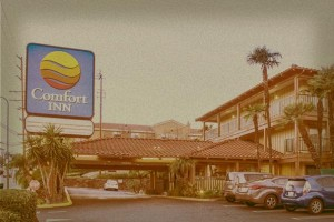 Woodland Hills Comfort Inn Haunted Hotel