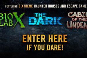 Haunted Planet Experience - HauntedX