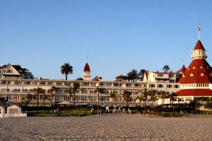Haunted Beach of the Hotel del Coronado