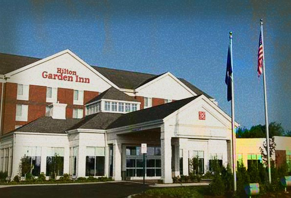 Hilton Garden Inn Haunted Hotel ...