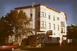 Historic Ferrantes Grafton Haunted Hotel