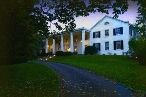 Historic General Lewis Inn Haunted Hotel