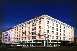 Historic Plains Haunted Hotel