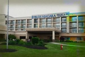 Holiday Inn - Byblos Niagara Haunted Hotel