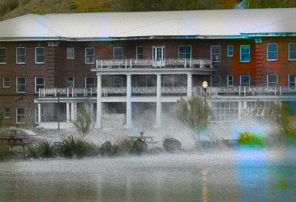Hot Lake Hotel Haunted
