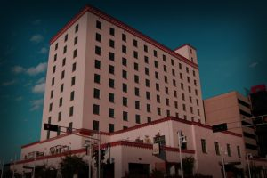 Haunted Hotel Andaluz in Albuquerque, New Mexico