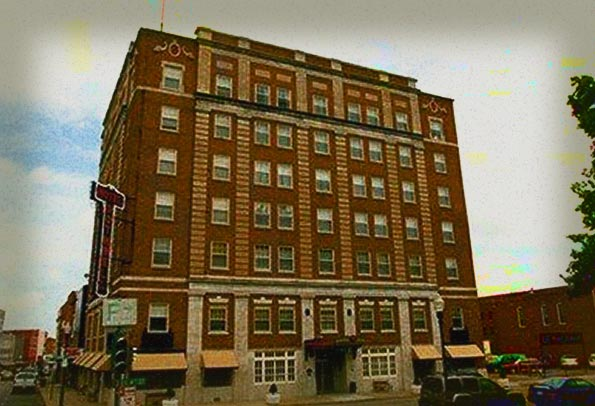 Hotel Bothwell Haunted