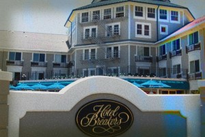 Hotel Breakers Haunted Hotel